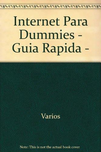 Internet Para Dummies - Guia Rapida - por Varios