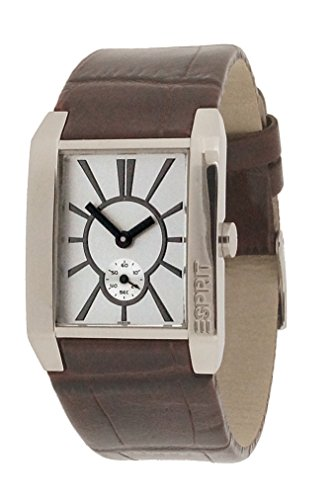 Esprit Women's Quartz Watch Magna Dusk ES100852008 with Leather Strap