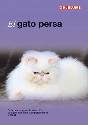 El gato persa (Mascotas)