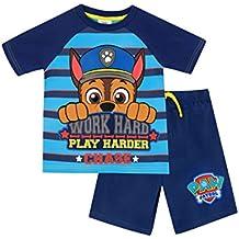La Patrulla Canina - Conjunto de camiseta y shorts para niño - Paw Patrol