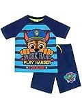 La Patrulla Canina - Conjunto de camiseta y shorts para niño - Paw Patrol - 4 - 5 Años