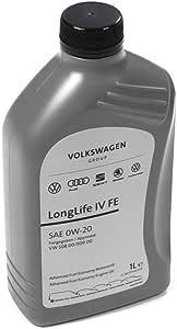Motoröl 1l Longlife Iv Longlife 4 Viskosität Sae 0w20 Norm 50800 50900 Öl Gs60577m2eur Auto