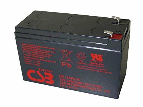 USV Akkusatz EATON PW9130 3000 EBM 2U Rackmount Blei Batterie Ersatzakku kompatibel - 2u-usv-batterie