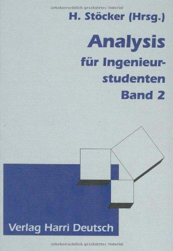 Analysis für Ingenieurstudenten II.