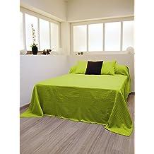vert dessus de lits et couvre lits linge de lit et oreillers cuisine maison. Black Bedroom Furniture Sets. Home Design Ideas