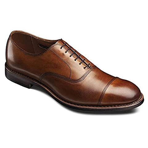 Allen Edmonds 5956-10E Men's Park Avenue Cap-Toe Oxford Walnut Cloud