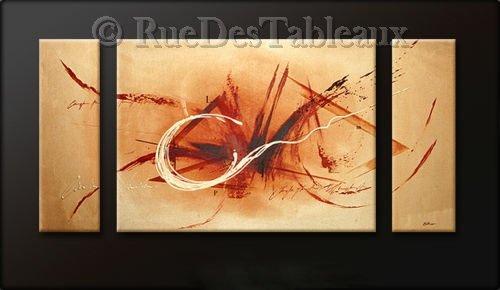 Concezione - quadro dipingere-mano pittura ad olio
