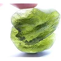 Eclectic Shop Uk Moldavit natürlicher Tektite Vibrationsstein 17,2 g echt + Zertifikat Tschechische Republik Atemberaubender... preisvergleich bei billige-tabletten.eu