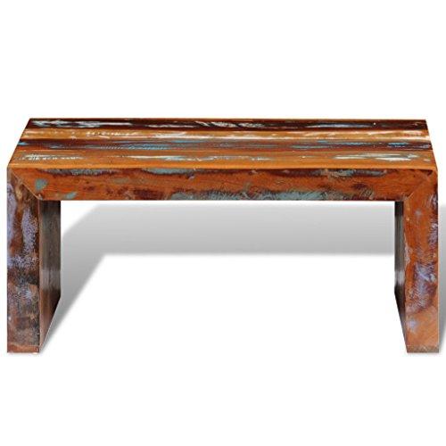 Festnight Table Basse en Bois 80 x 50 x 35 cm