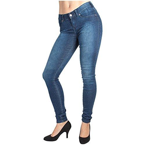 Dr. Denim -  Jeans  - Donna Azzurro slavato  s