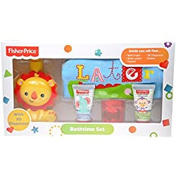 Fisher Price Reise Set, 1er Pack (1 x 1 Stück)