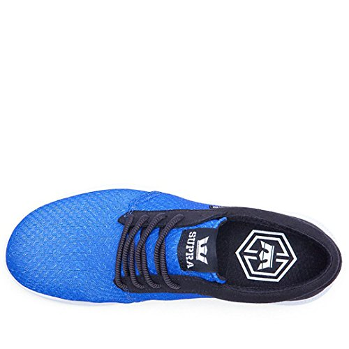 Supra HAMMER Run – Scarpe Stampa Royal/nero/bianco Royal Print/Black/White