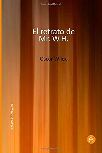 El Retrato De Mister W. H. descarga pdf epub mobi fb2