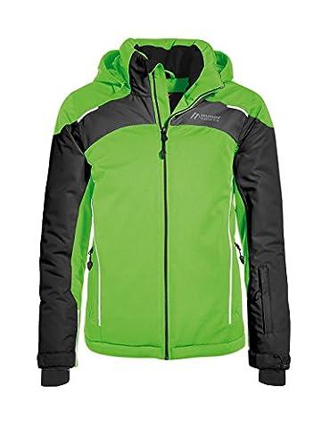 maier sports Kinder Breckenridge Skijacke, Classic Green, 152