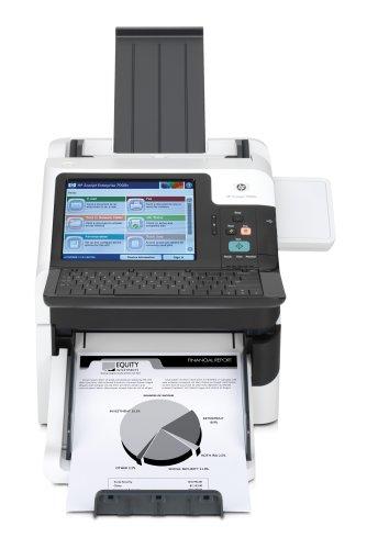 HP Scanjet Enterprise 7000nx Dokumenten Scanner (600 x 600 dpi, Duplex, Ethernet/USB, 2.000 S. empfohlene Tagesleistung) L2708A