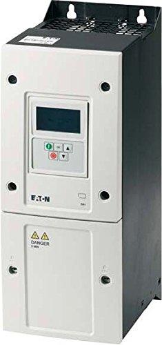 Eaton 169392 Frequenzumrichter, 3-/3-phasig 400 V, 39 A, 18,5 kW, Vektorsteuerung, EMV-Filter, Bremstransistor