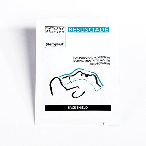 HypaGuard-Atemschutzmaske für Mund-zu-Mund-Beatmung