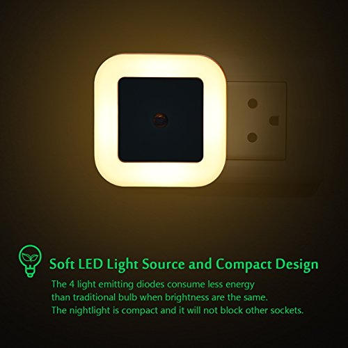 Zoom IMG-3 topop luce notturna sensore di
