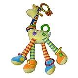 Newin Star Spielzeug Giraffe, Spielzeug des Sportwagen und Buggy Sitz, hängend Wiege Rassel, Baby Wiege Spielzeug