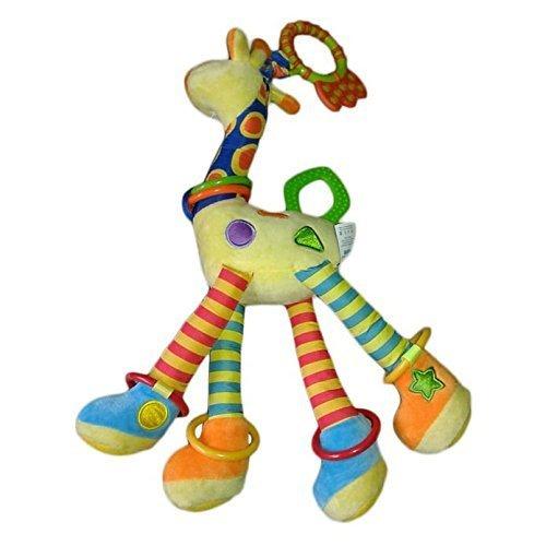 Newin Star Spielzeug Giraffe, Spielzeug des Sportwagen und Buggy Sitz, hängend Wiege Rassel, Baby...