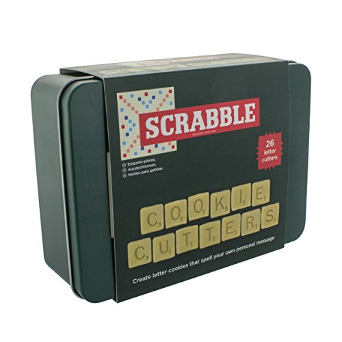 Flashpoint 556237 Scrabble Keks Ausstecher