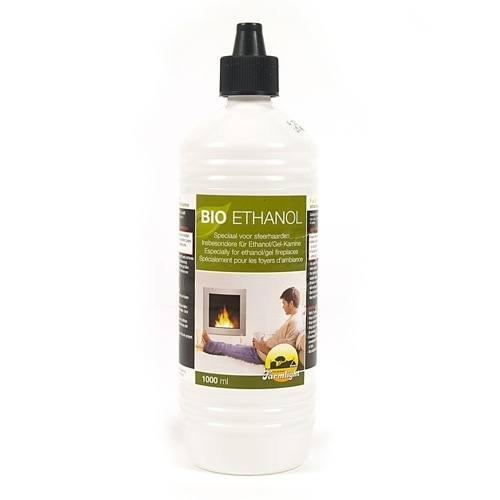 Farmlight, bioéthanol pour cheminée à gel combustible 1 litre