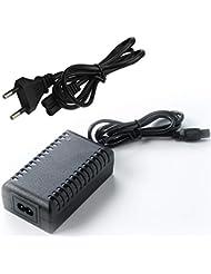 aaerp Chargeur Adaptateur d'alimentation électrique du Scooter 42V de Voiture d'équilibre pour Xiaomi/Segway/Swegway/Hoverboard