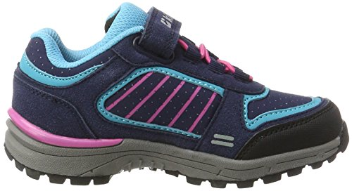 Killtec Duro Jr, Chaussures Multisport Outdoor Mixte Enfant Bleu (Dunkelnavy)