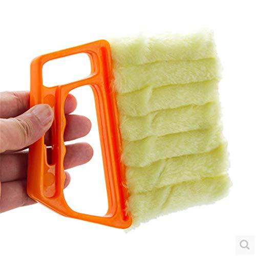 Havanadd Mini Blind Reiniger Shutter Pinsel für Windows Markisen Siding Vinyl und Fiberglas Reinigung Für Nass- oder Trockenreinigung von Lamellen