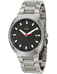 Rado D-Star Automatic Ceramos & Steel Mens Watch Calendar Black Dial R15938153