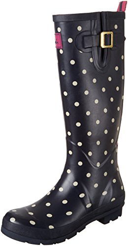 Tom Joule Welly Print, Damen Stiefel, Blau (NAVSPOT), 38 EU (5 UK)