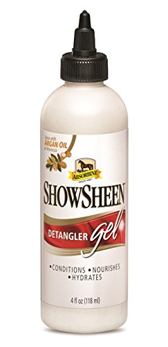 Absorbine 428781 Show Sheen Detangler, 118 ml