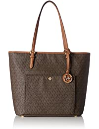 Michael Kors Jet Set Item Large Top-zip Snap Pocket Tote - Bolsos totes Mujer