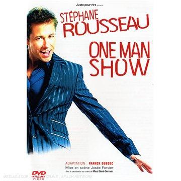 Stéphane Rousseau – One Man Show