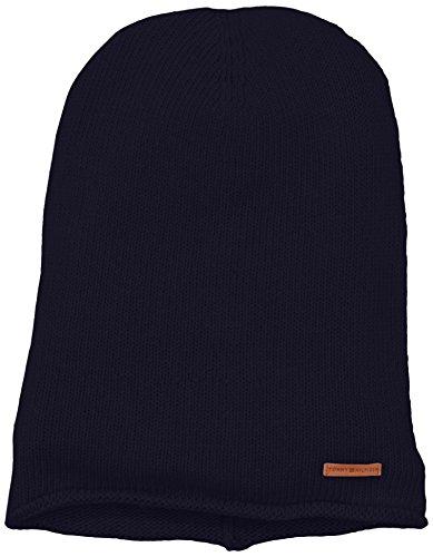 Tommy Hilfiger Odin Hat, Cappello Donna, Blu (Navy Blazer 400), One Size (Taglia Produttore:OS)