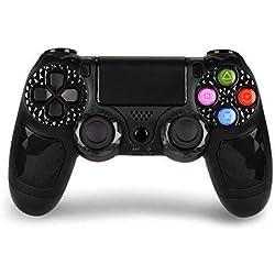 HQD Mando Inalámbrico para PS4 Negro