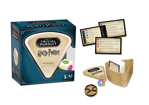Winning Moves 29612 Juego Harry Potter Trivial Pursuit
