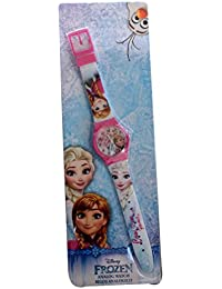 Mädchen Uhr Disney Die Eiskönigin Prinzessin Elsa Frozen