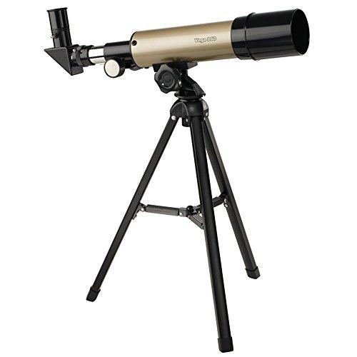 Learning Resources Vega 360 - Telescopio Negro