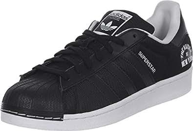adidas , Baskets pour homme - multicolore - noir/blanc, 36 2/3 EU