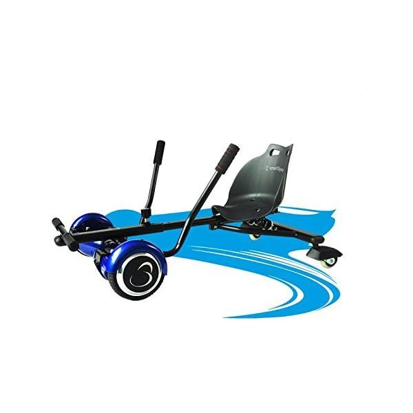 negro compatible con smartGyro serie X XL y Hammer Cargador Universal para patines el/éctricos SmartGyro SG27-039