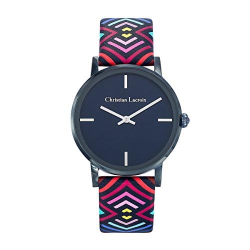 orologio-da-donna-christian-lacroix-incredibile-acciaio-pvd-blu-notte-bracciale-pelle-stampata-80103