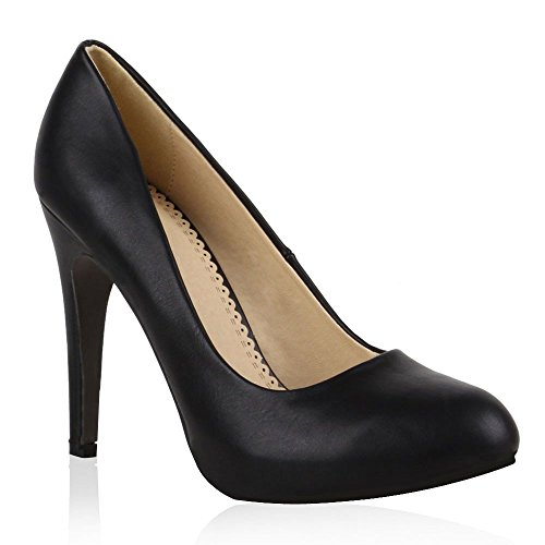 Damen-High-Heels-Pumps-Elegant-Office-Gr36-41