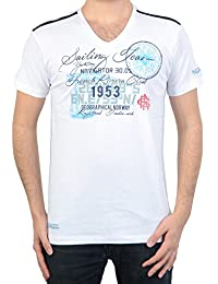 Geographical Norway T-Shirt Jailing SS Men 100 White
