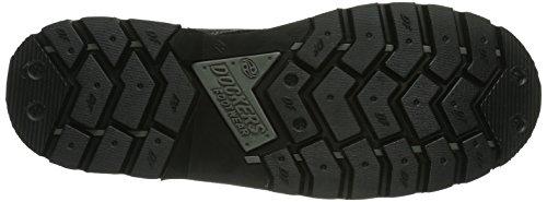 Dockers by Gerli 331000, Chaussures de randonnée basses homme Noir (007001)