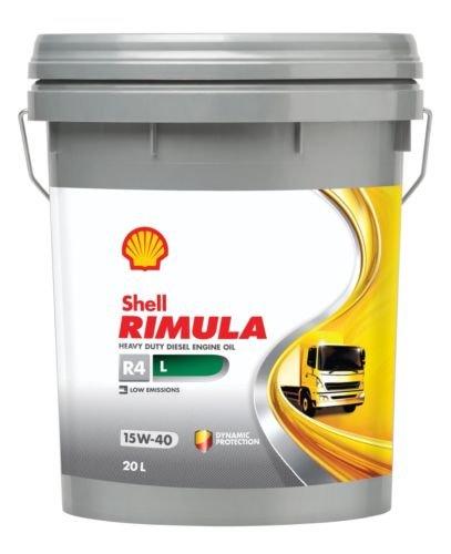 SHELL Rimula R4L 15W40LT. 20