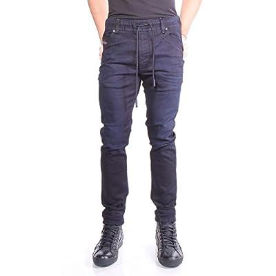 Diesel Men's Krooley-Ne Sweat Slim Jeans