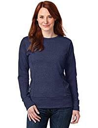 Anvil Ladies French Terry Crewneck Sweatshirt. 72000L