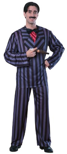 Imagen de rubbies  disfraz de mafioso para hombre, talla xl 15717std  alternativa