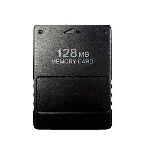 Nicebuty high speed 128 mb di memoria compatibile per sony ps2 playstation 2 console